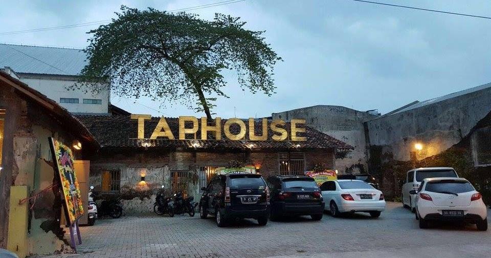 Taphouse Beer Garden Yogyakarta  Jakarta100bars