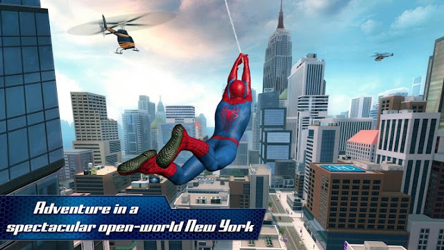 The-Amazing-Spider-Man-2-Mod-Apk The Amazing Spider Man 2 MOD APK [Unlimited Money] v1.2.0m With Data Apps