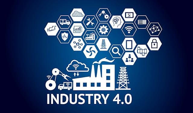 """Revolusi Industri 4.0 adalah sebuah konsep yang diperkenalkan oleh Prof Klaus Schwab, Ekonom terkenal dunia asal Jerman, Pendiri dan Ketua Eksekutif World Economic Forum (WEF). Dalam bukunya yang berjudul """"The Fourth Industrial Revolution"""", Prof Schawab menjelaskan bahwa revolusi industri 4.0 telah mengubah hidup dan kerja manusia secara fundamental."""