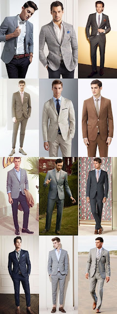 What To Wear To A Summer Wedding Men Guest