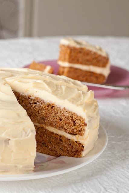 Kolač od šargarepe - Carrot cake