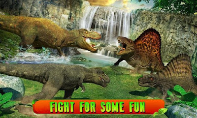 Download Ultimate T-Rex Simulator 3D MOD 1.2 (Skill Points) APK
