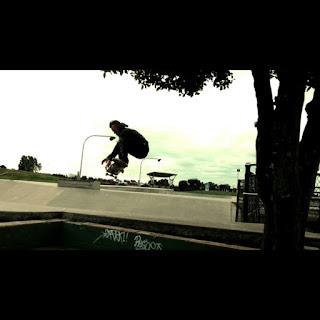 Mark Jansen Skateboarding Adelaide Westies