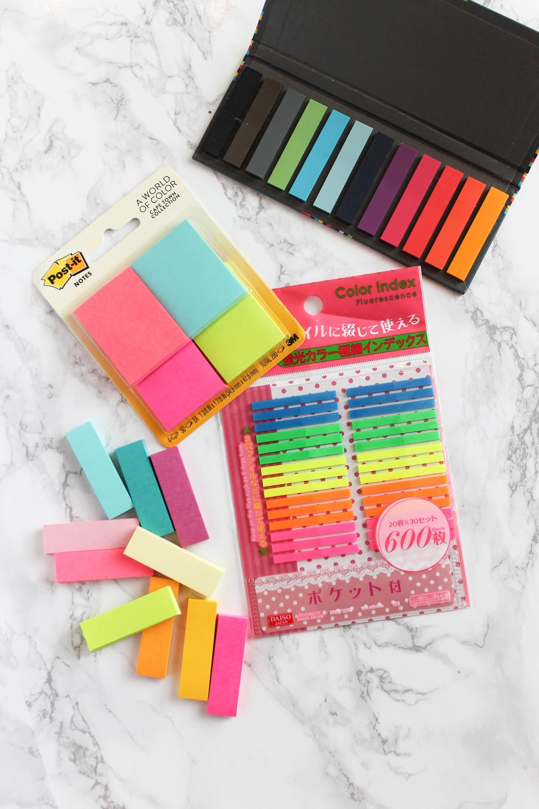 Sticky Notes for College | The Bella Insider