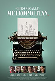 Chronically Metropolitan Poster
