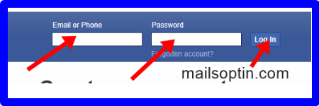 Login to Facebook Account Welcome to Facebook