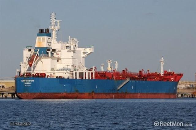 Venezuela importó componentes para gasolina desde Reino Unido
