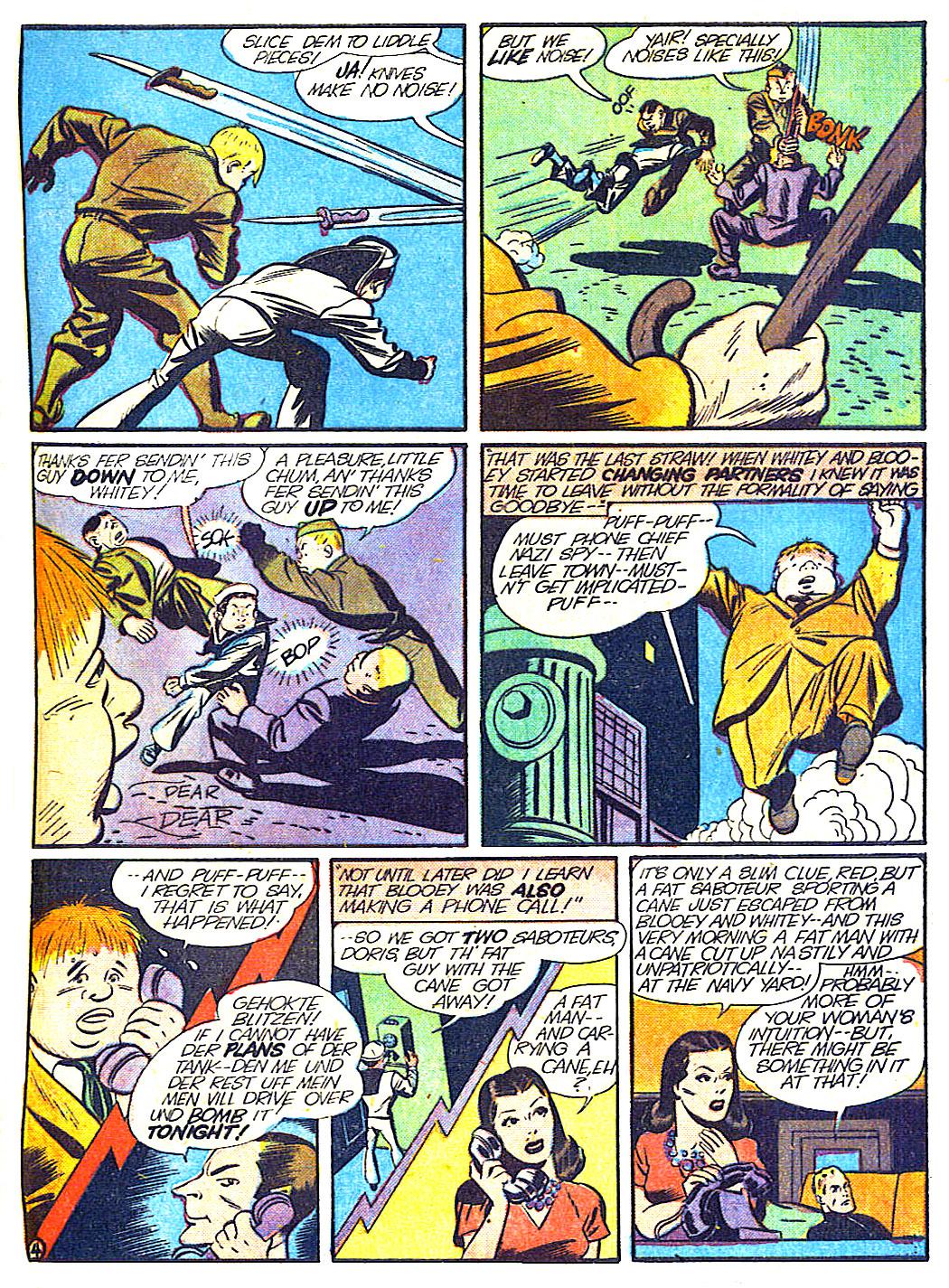 Read online All-American Comics (1939) comic -  Issue #50 - 63