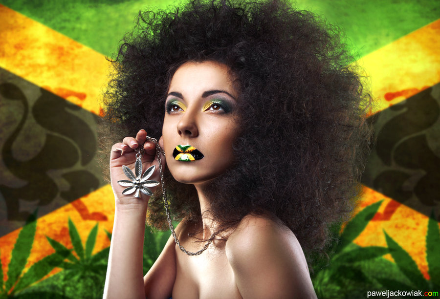 Rasta Girl Wallpaper Rasta Love 02 Love Is Currently