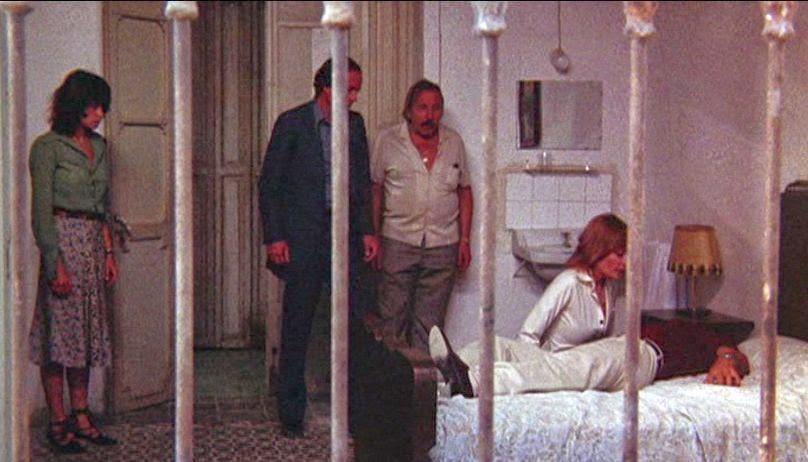 The Film Sufi The Passenger Michelangelo Antonioni 1975