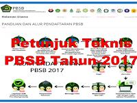 Petunjuk Teknis Jadwal Pelaksanaan Pendafataran Beasiswa PBSB tahun 2017