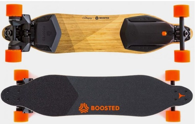 Boosted Dual+