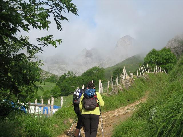 Rutas Montaña Asturias: Saliendo de Tuiza al Siete y Castillines