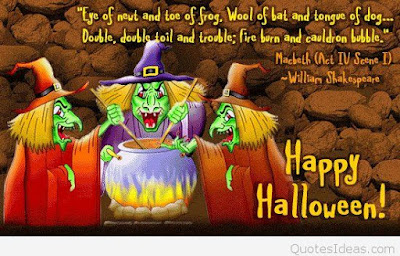 Happy Halloween 2016 Quotes Images wishes
