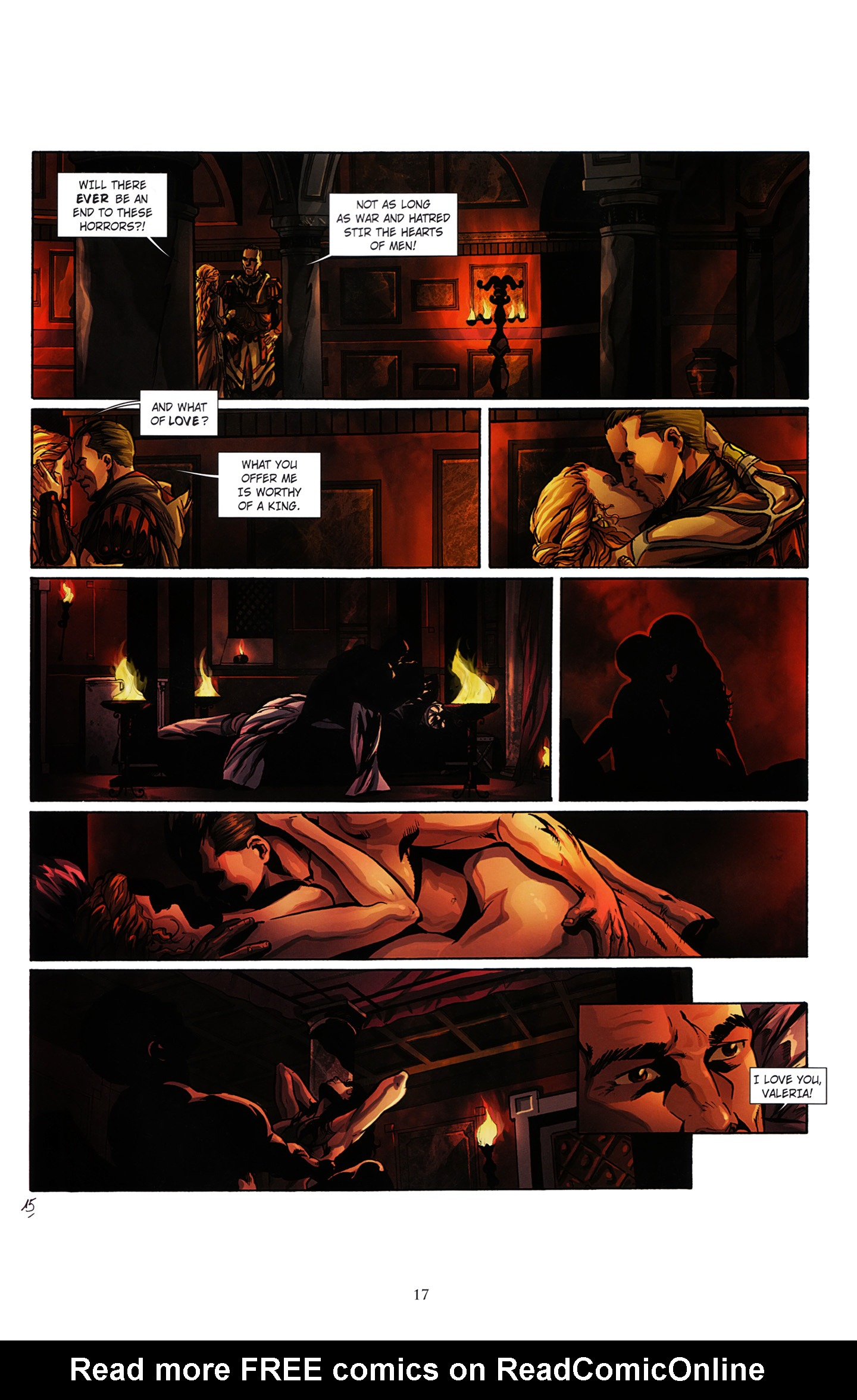 Read online Assassin's Creed (2012) comic -  Issue #3 - 21