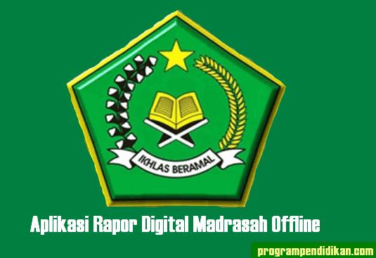 Aplikasi Rapor Digital Madrasah Offline