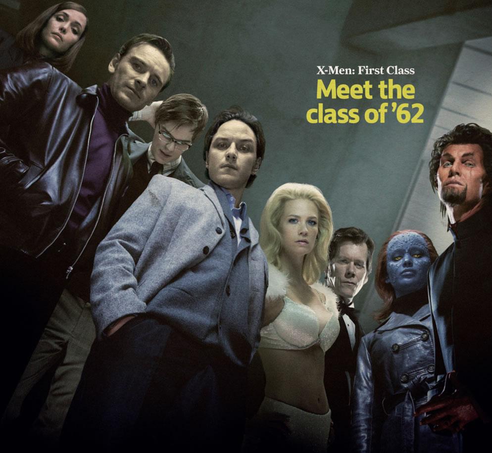 zingalvs: X-Men: First Class [2011]