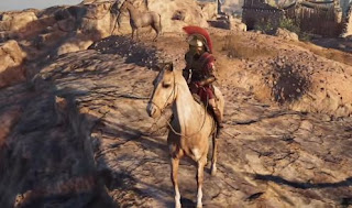 Mounts, Assassins Creed Odyssey