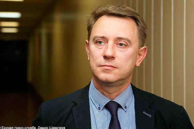 Владимир Корнилов, гендиректор компании «Нефролайн-МО». Сергиев Посад