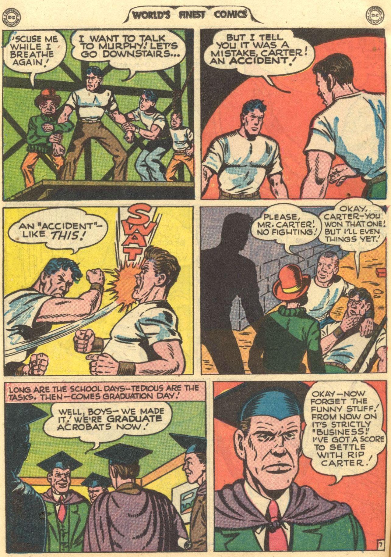 Read online World's Finest Comics comic -  Issue #28 - 35
