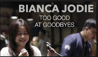 Bianca Jodie Maurinne Too God At Goodbyes