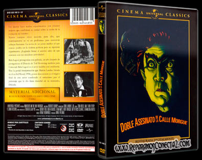 El Doble Asesinato en la Calle Morgue [1932] Descargar cine clasico y Online V.O.S.E, Español Megaupload y Megavideo 1 Link