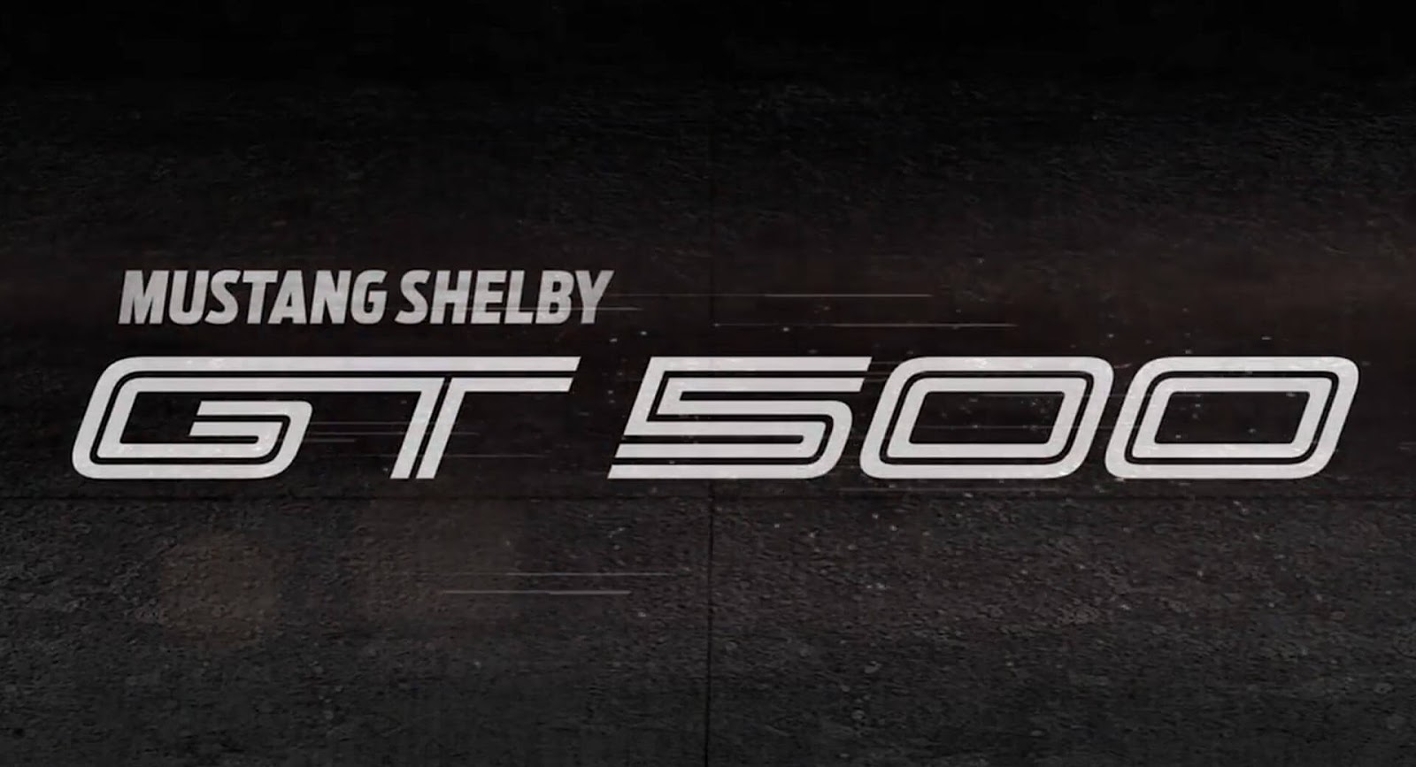 Amazing Ford Has Confirmed One Of The Worst Kept Secrets In Detroit, A New Mustang  Shelby GT500 Is Coming To Battle The Chevrolet Camaro ZL1.