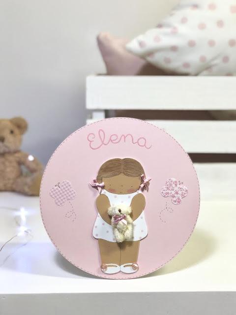 placa-puerta-decoración-infantil-personalizada-niña peluche