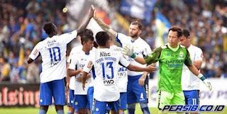 Jadwal Pertandingan Uji Coba Persib Bandung 14-18 Maret 2018
