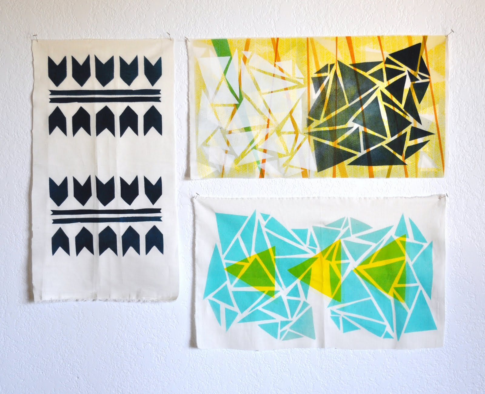 Diy Print Your Own Fabric Poppytalk