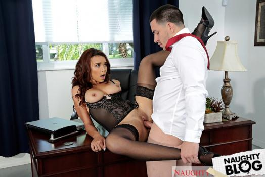 Naughty Office – Raven Redmond