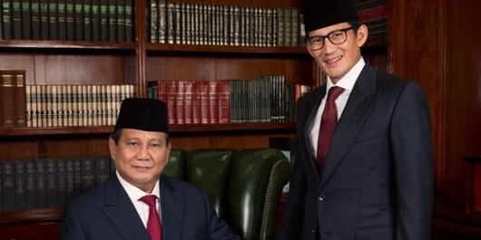 Merujuk Survei Internal, BPN Yakin Prabowo-Sandiaga Menang di Atas 60 Persen
