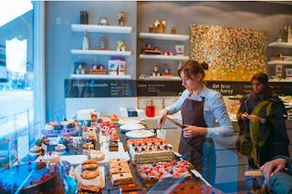 A Baker's shop