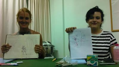 Φωτορεπορτάζ από τα μαθήματα εναλλακτικής θεραπείας Su Jok των φθινοπωρινών τμημάτων