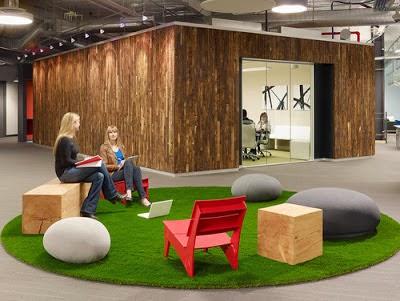 césped artificial para espacios interiores
