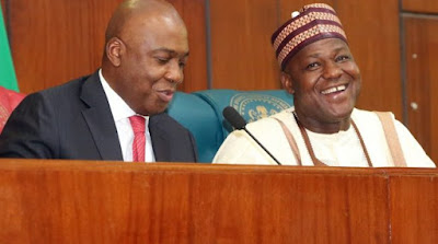 APC & PDP In War Of Words Over Saraki, Dogara, Others