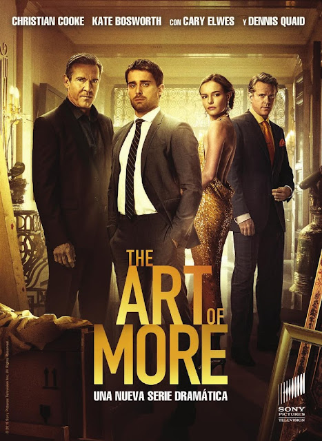 The Art of More (2015-) ταινιες online seires oipeirates greek subs