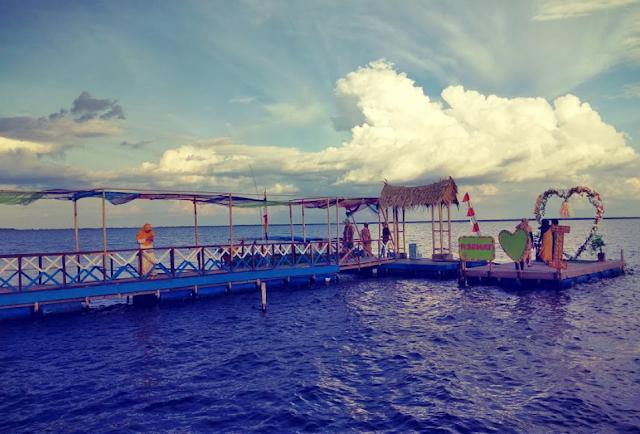 Danau Teloko Kayu Agung OKI