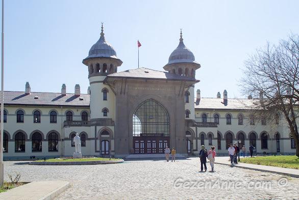 tarihi Edirne tren istasyonu, Karaağaç Edirne