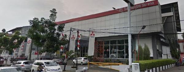 Mitsubishi SPS Surya Putra Abdurahman Saleh 1 Dari Daftar Dealer Mobil Di Bandung
