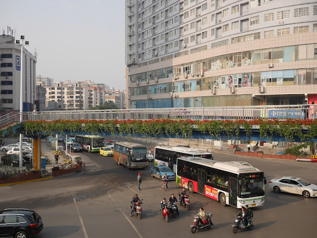 Facing Chezhan North Road