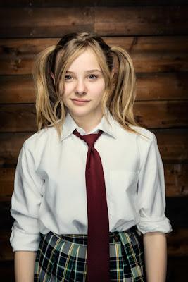 Chloe Moretz hair