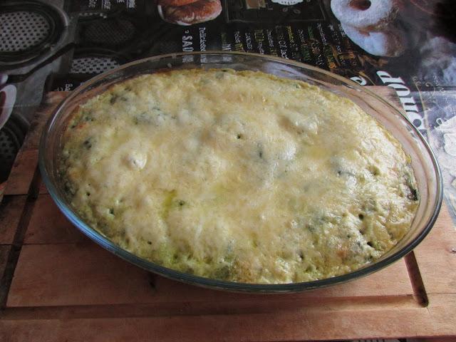 suflet ze szpinakiem i serem