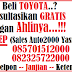 Promo Toyota Bulan Mei 2017 di Kota Bogor