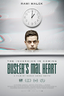 Buster's Mal Heart Movie Poster 2
