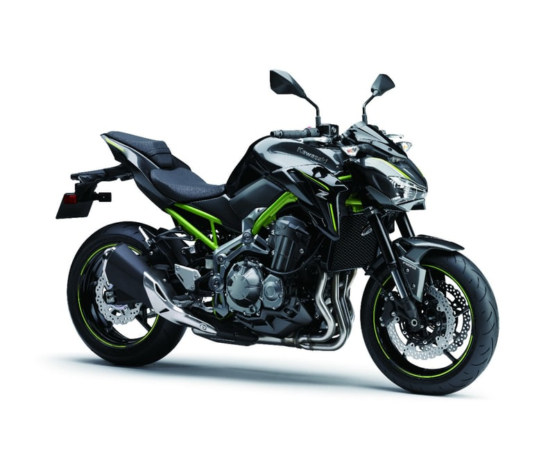 2017 Kawasaki Z900 Revealed More Power Less Weight