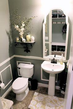 Decorar Banheiro Pequeno