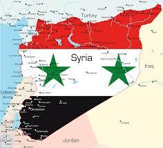 سوريا: انفجار ضخم في محيط مطار دمشق الدولي
