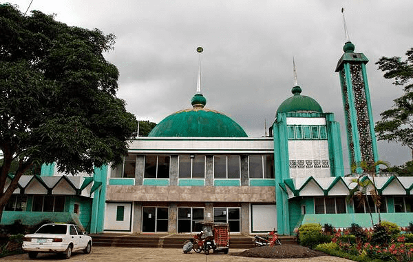 Beautiful Masjid In The Philippines King Jaisal Marawi City HD Wallpapper Image