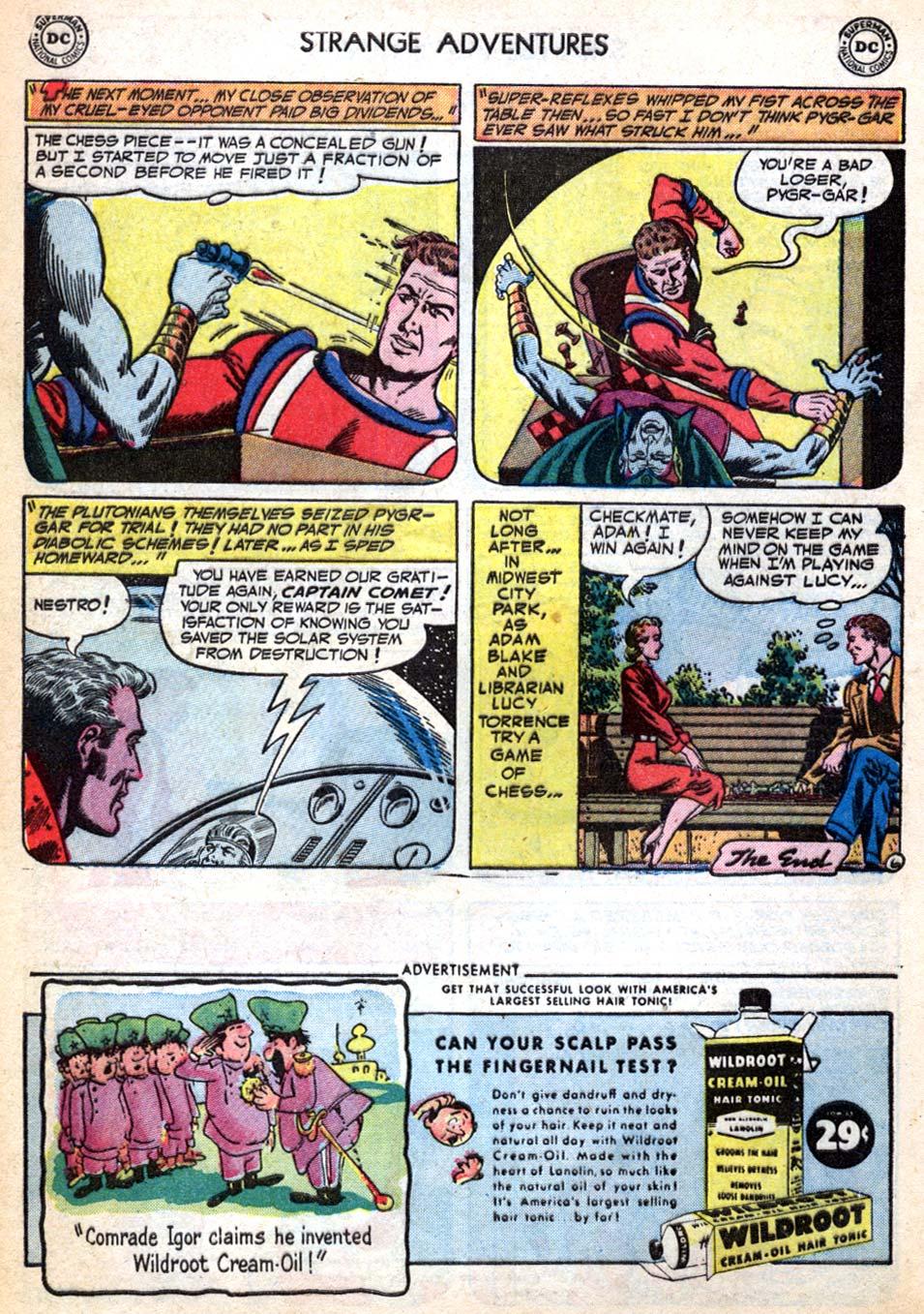 Strange Adventures (1950) issue 35 - Page 8